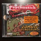 New PSYCHOSTICK Space Vampires Vs Zombie in 3-D - Audio CD Factory Sealed!
