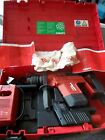 HILTI TE 5A BATTERY POWERED ROTARY HAMMER DRILL