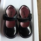 Adorable Stride Rite Black Patent Baby Toddler Mary Jane Shoes 5 M Medium