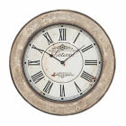 24 inch Vintage French Wall Clock