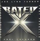 RATED X - RATED X NEW CD