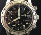 Bell & Ross Classic Pilots' Chronograph by Sinn 103 Automatic Chronograph Watch