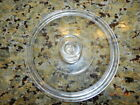 Corning NY USA Glass Lid Only # 3 Round approx 9