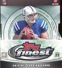 2012 Topps Finest Football Hobby Box Factory Sealed New Andrew Luck RC