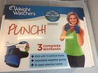 Weight Watchers Punch 3 Workouts Fitness DVD 2012 With Weighted Gloves New