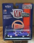 M2 MACHINES AUTO DRIVERS RELEASE 44 57 CHRYSLER 300C CHASE NIP 164 SCALE