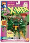 Toy Biz 1992 Uncanny X Men Evil Mutants SAURON Savage Attack Wings