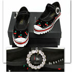 MARC JACOBS Jeweled Cherry SHOES with Box  Bag 36
