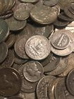 1 Face Value 90 Silver US Coin Lot Half Dollars Quarters or Dimes