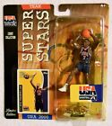 USA Basketball 2000 ALONZO MOURNING w/ Tim Duncan Card Limited Edition Yellowing