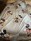 Vintage Disney Minnie Mouse Twin Fitted Sheet