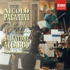 FREE US SHIP. on ANY 2+ CDs! ~Used,Good CD Accardo, Salvatore: Paganini: Complet