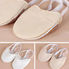 Rhythmic Gymnastics Leather Sole Ballet Dance Toes Cover Half shoes Slippers NEW