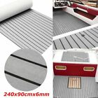 94x35 Grey Marine Flooring Synthetic Teak EVA Foam Boat Yacht Decking Sheet