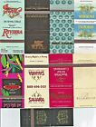 50 Different Las Vegas Casino Matchcovers Collectible New All 50 Pictured