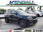 2018 Jeep Grand Cherokee High Altitude 2018 Jeep Grand Cherokee High Altitude 13 Miles Black 4x2 High Altitude 4dr SUV