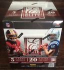2012 Panini Elite Football Hobby Box Factory Sealed New Andrew Luck RC
