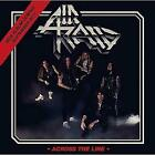 AIR RAID (HEAVY METAL) - ACROSS THE LINE NEW CD