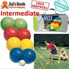 Bocce Ball Set Franklin Outdoor Lawn Games Party Yard Adults Kids Intermediate