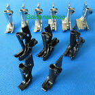 11 pairs / 22pcs Walking Presser Feet for Consew 206 225 226 255 277RB SINGER