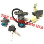 New Key Lock Switch Assembly Set for Taotao Znen Nst Bms 49cc 50cc Scooter Moped