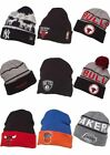 NFL MLB Beanie Bobble Hat, NYY, New York Knicks, Chicago Bulls, LA Lakers