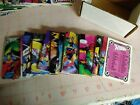 comic images box X-men trading cards