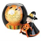 Fitz and Floyd® Boo Witch Halloween Candy Jar