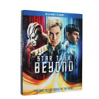 STAR TREK Beyond Blu ray DVD New Sealed comes with Slipcover