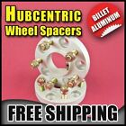 50MM 2  Silver Hubcentric Wheel Adapters  Jeep 5x127  715  1 2 UNF