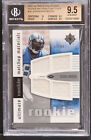 2007 ultimate collection rookie materials matchup Calvin Johnson bgs 9.5 62 99