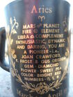 Vintage Federal Glass Company Zodiac/Horoscope Aries the Ram Collectors Mug