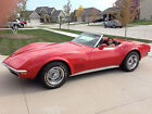1972 Chevrolet Corvette 1972 Corvete Convertible Numbers Matching no reserve