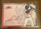 2000 David Ortiz Fleer Autograph On Card Auto Red Sox!!