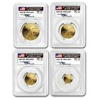 2012 W 4 Coin Proof Gold American Eagle Set PR 70 PCGS FS SKU 69291