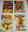 LOT OF 4 SILVER AGE AMAZING SPIDER MAN COMICS  54 56 61  62 LOT 001