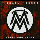 MICHAEL MONROE - HORNS AND HALOS NEW CD