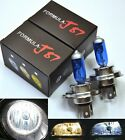 Halogen 9003 HB2 H4 60/55W 5000K White Two Bulbs Head Light Motorcycle Replace