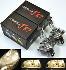 Halogen 9003 HB2 H4 60/55W 3300K Stock Two Bulbs Head Light Motorcycle Replace