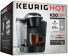 Keurig K50 Classic Series Single Serve Coffee Maker, Black, New, Free Shipping