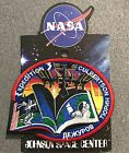 NASA EXPEDITION 3 MISSION PATCH Official Authentic SPACE 5in Made in USA si