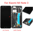 LCD Screen Touch Screen Digitizer Assembly Replacement For Xiaomi Mi Note 3
