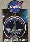 NASA EXPEDITION 20 MISSION PATCH Official Authentic SPACE 4in USA