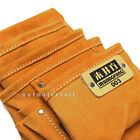 Large Leather Electrician Carpenter Tool Pouch Bag Nail Holder