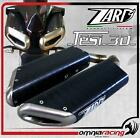 Zard Penta Carbon slip on Racing exhausts system for Bimota Tesi 3D
