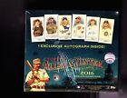 2016 Allen & Ginter X Factory Sealed Hobby Box...18 packs....1 Autograph