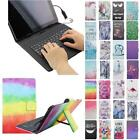 For Huawei Honor T1 7.0 T1-701 USB Andriod Tablet Keyboard Case Cover Flip Stand
