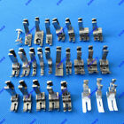 25 PRESSER FOOT SET HIGH SHANK for BROTHER DB2-B737, B735 B755 SINGLE NEEDLE