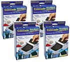 Cascade Pro Carb Canister Filter for Aquariums 8 Total Filters 4 packs w 2 filt
