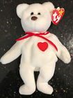 Extremely Rare 1993 TY Valentino Beanie Baby with PVC Pellets and Errors